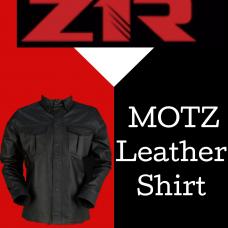 Z1R Motz Leather Shirt