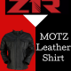 Z1R Motz Leather Shirt