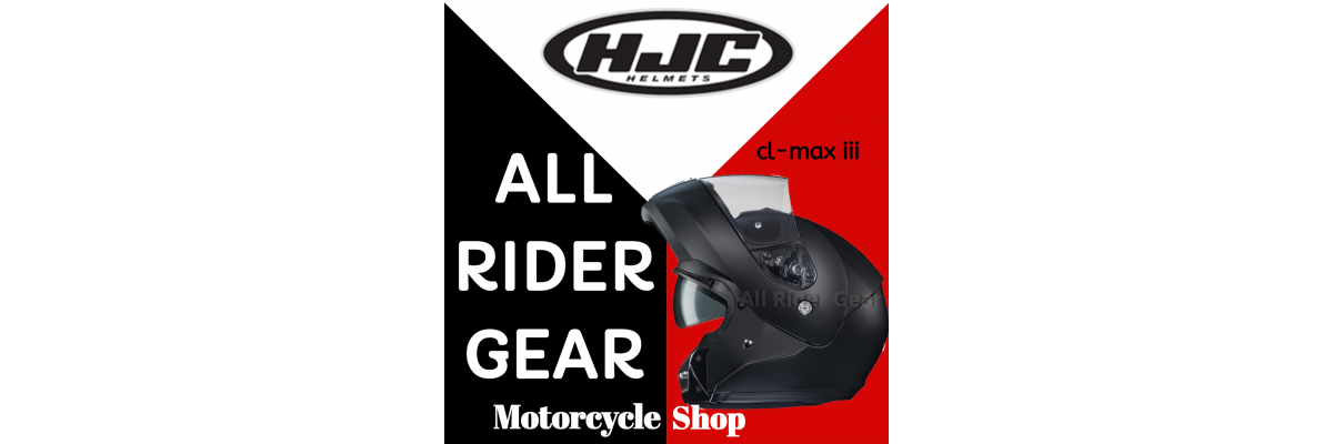 Hjc Modular Helmet Cl-Max3 All Rider Gear