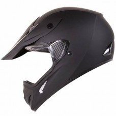 iV2 602 Motocross Supercross Off Road MX Dirt Bike Enduro Helmet DOT Matte Black