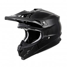 Scorpion VX-35 off-road helmet white black matte black