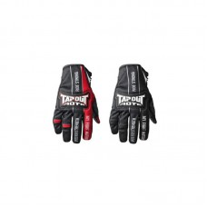 Motorcycle Gloves TapOut Speed & Strength red black New