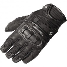 Scorpion Klaw II Motorcycle glove black leather